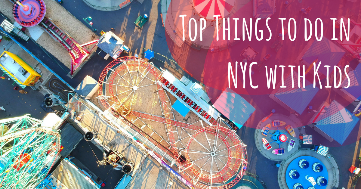 Things to do with Kids in NYC | Sightseeing Pass