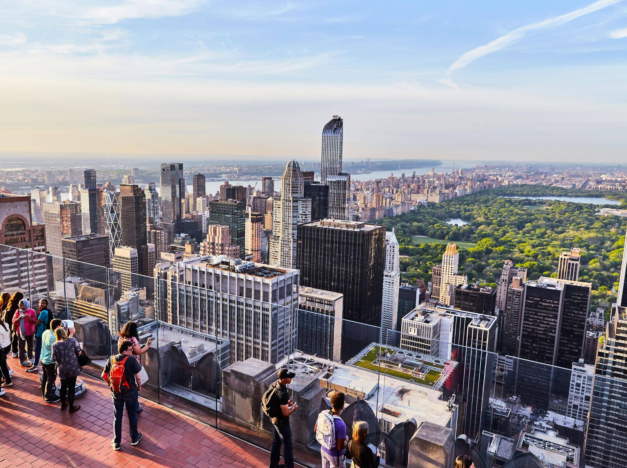 Top of the Rock | The Sightseeing Pass