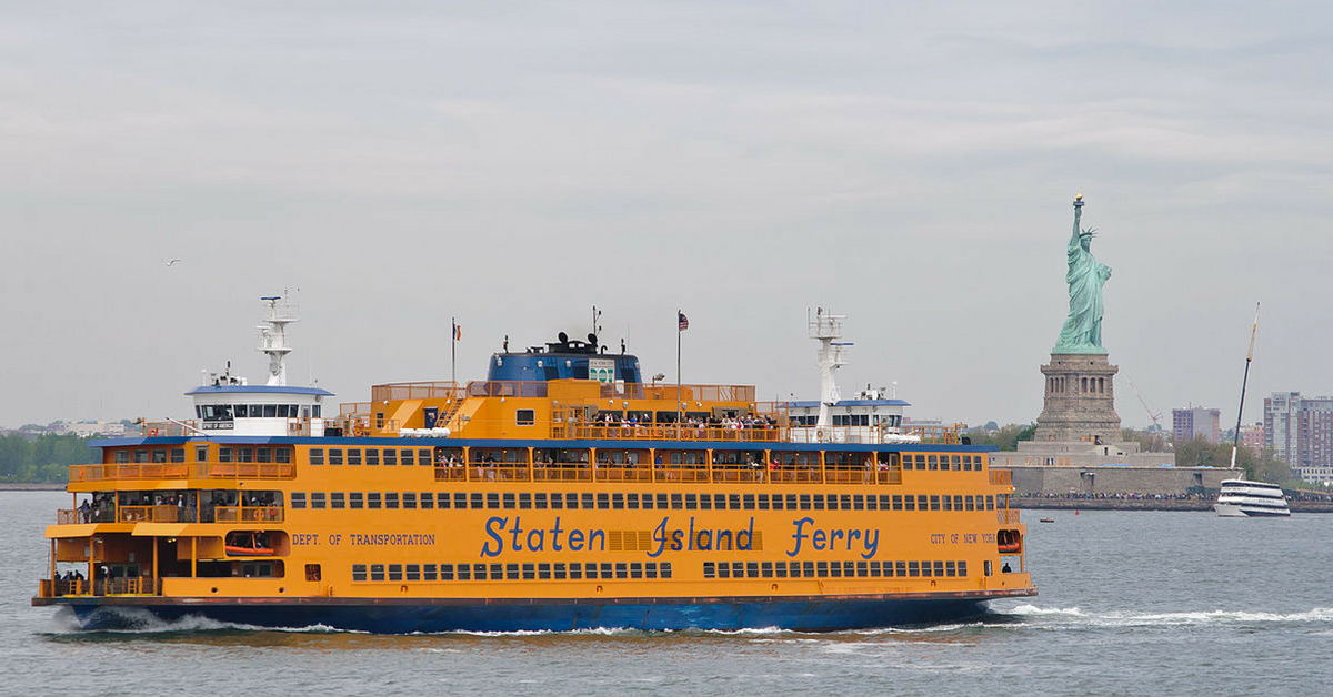 Staten Island Ferry | New York