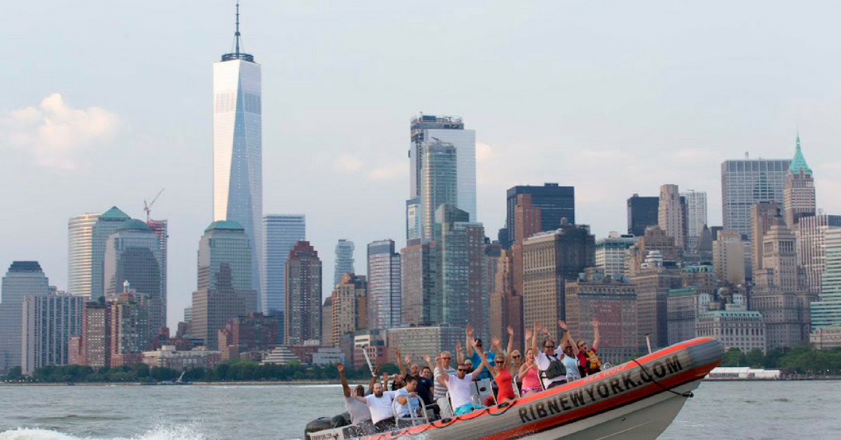 RIB New York Speed Boat | The Sightseeing Pass