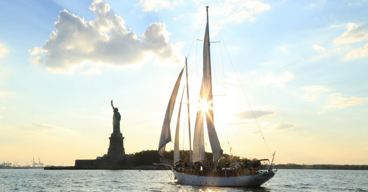 Manhattan by Sail | The Sightseeing Pass