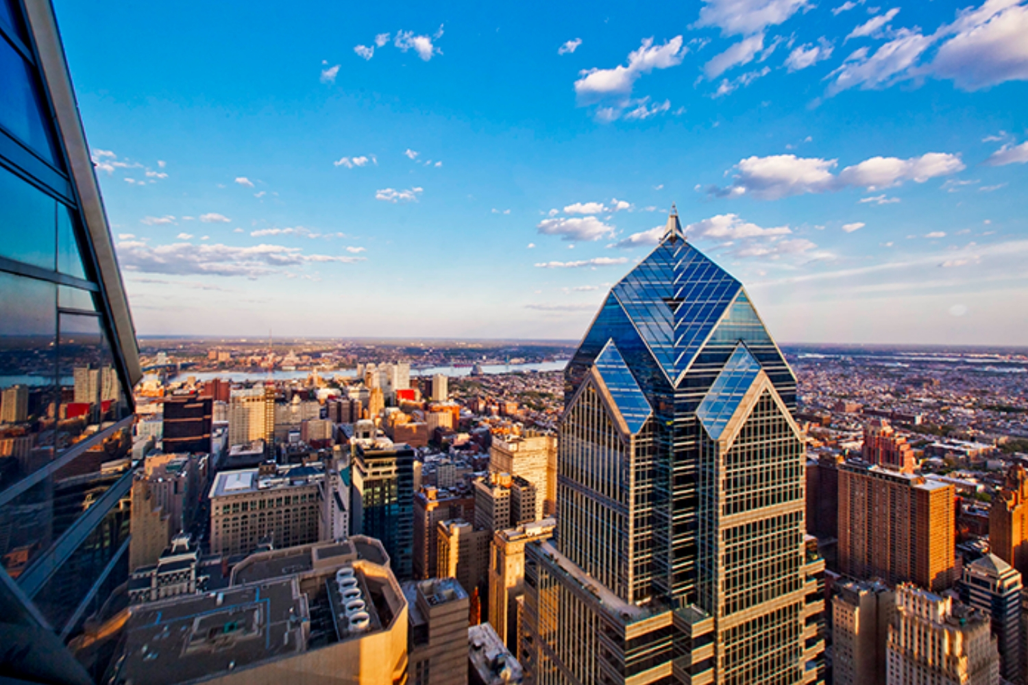 One Liberty Observation Deck | The Sightseeing Pass Philadelphia