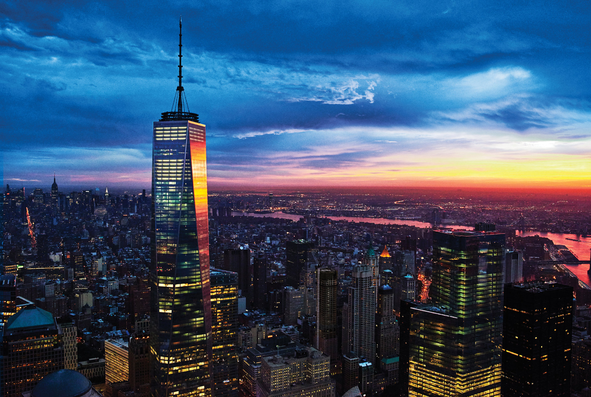 One World Observatory | NYC Sightseeing Pass